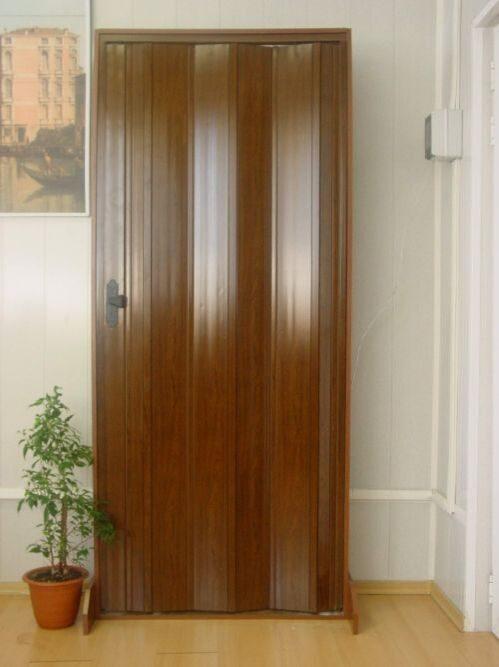 двери гармошка пвх